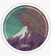 Cotopaxi Sticker