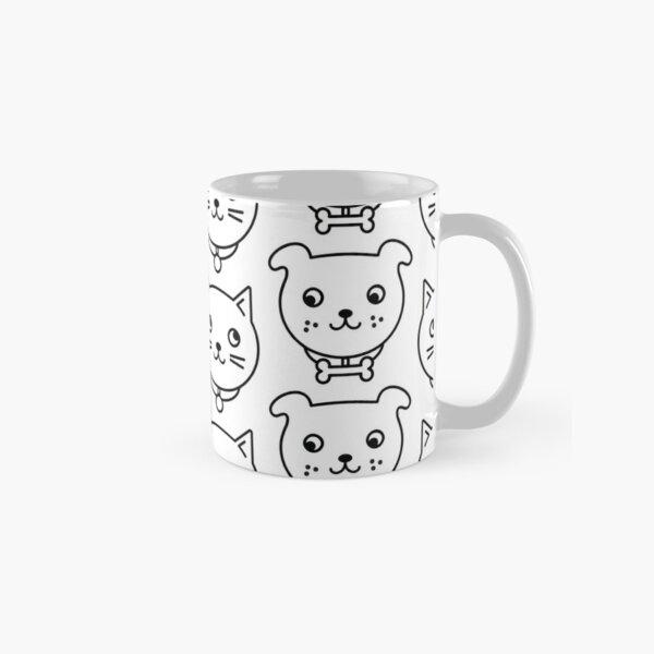 Cats & Dogs Classic Mug