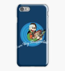 That's Zorg Folks! iPhone Case/Skin