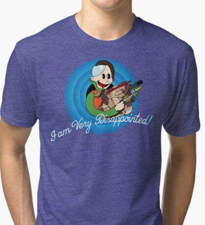 That's Zorg Folks! Tri-blend T-Shirt