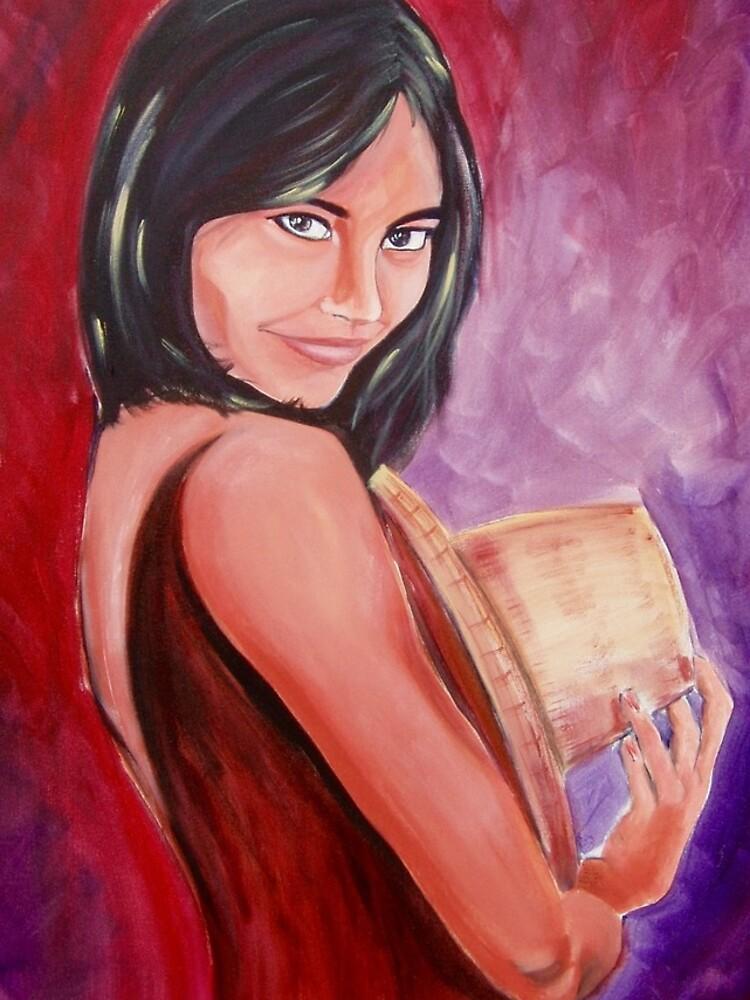 Pretty Girl by GalleryGiselle
