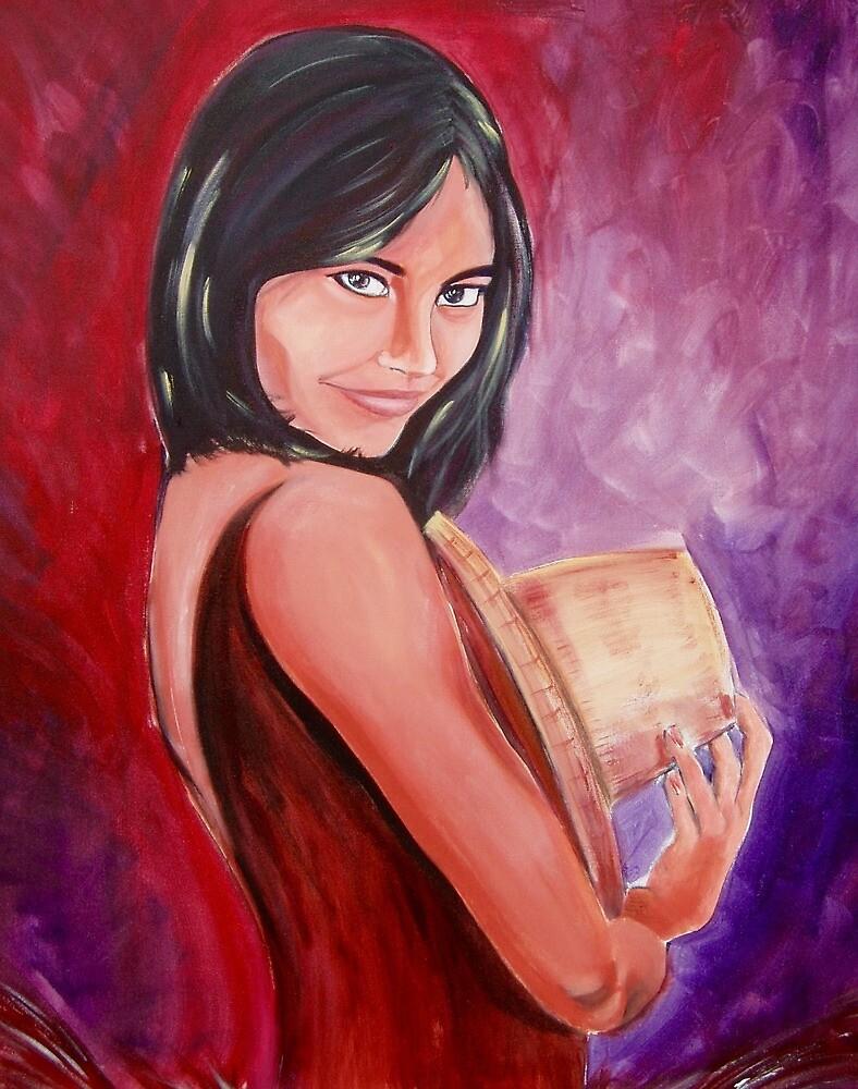 Pretty Girl by Giselle Luske