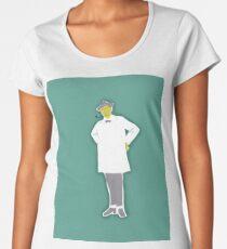 Jacques Tati Premium Scoop T-Shirt
