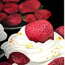 Strawberry Dream by Adam Santana