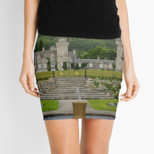Balmoral Castle  Mini Skirt