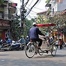 Old Quarter, Hanoi by AnnieD