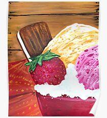 Ice Cream Dream Poster