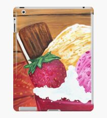 Ice Cream Dream iPad Case/Skin