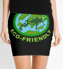 Recycle Mini Skirt