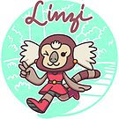 Linzi the Marmoset by knitetgantt