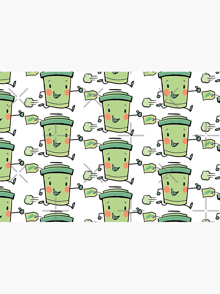 express green tea by duxpavlic