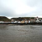 Stunning Staithes by dougie1