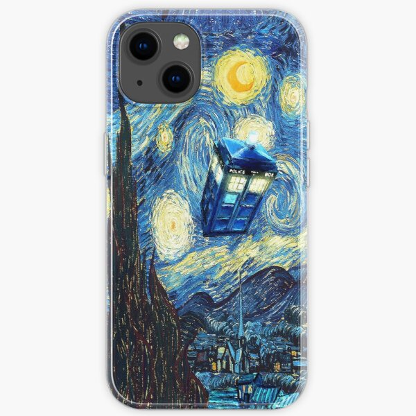 Flying Magic Phone Box iPhone Soft Case