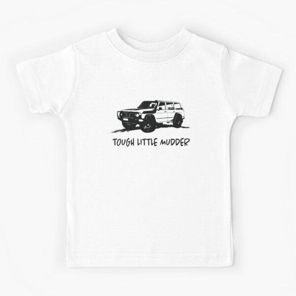 Patrol - Tough Little Mudder - Nissan T-shirt enfant