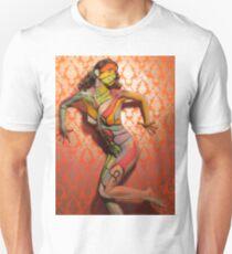 Art by Andy Golub Unisex T-Shirt