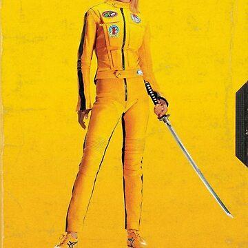 Kill Bill VHS by AngelaFV
