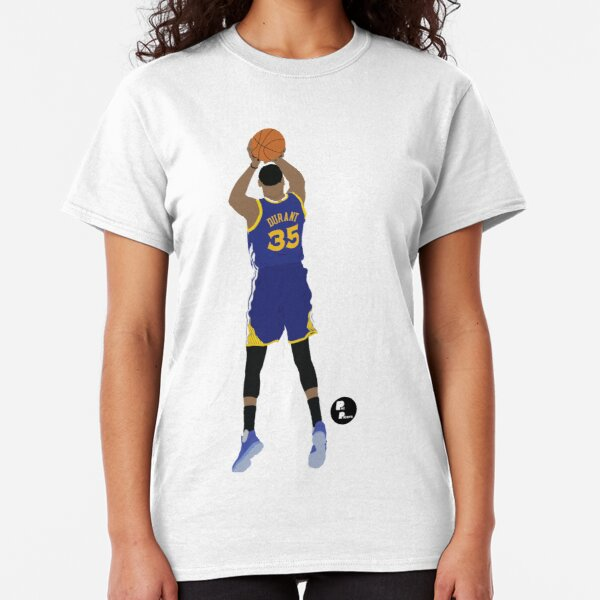 The Silo Long Sleeve Blue Golden State Steph Curry The Chef T-Shirt