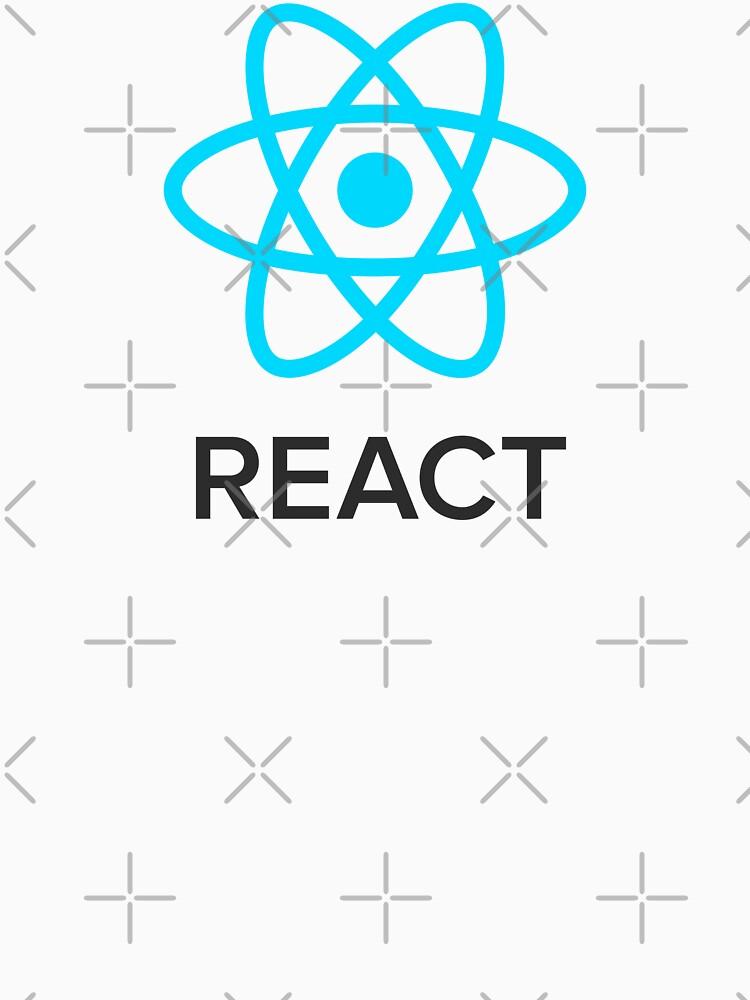 ReactJS | Unisex T-Shirt