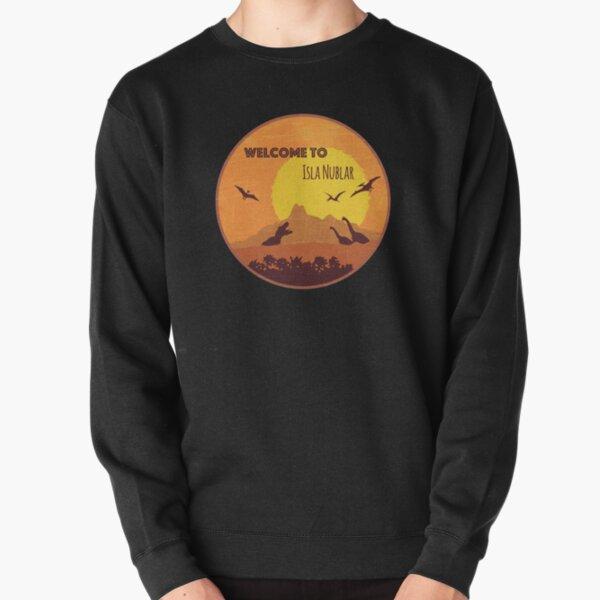 Welcome to Isla Nublar Pullover Sweatshirt