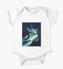 Caerula Short Sleeve Baby One-Piece
