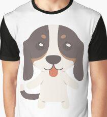 Berner Niederlaufhund Graphic T-Shirt
