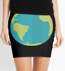 Earth Mini Skirt