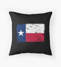 Texas Vintage Flagge Sitzkissen