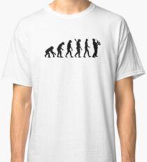 Evolution Saxophone Classic T-Shirt
