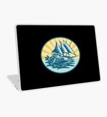 Ship Laptop Folie