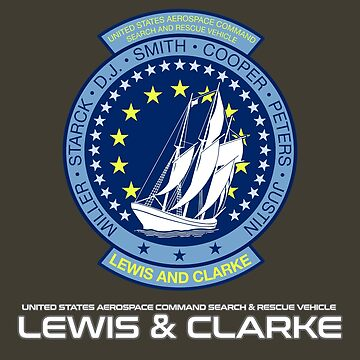 Lewis And Clarke - Inspired by Event Horizon by WonkyRobot