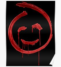 The Mentalist Poster 1250 Red John Symbol