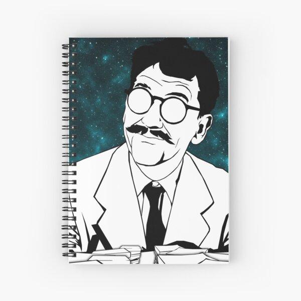 The Myopic Mr. Bemis Spiral Notebook