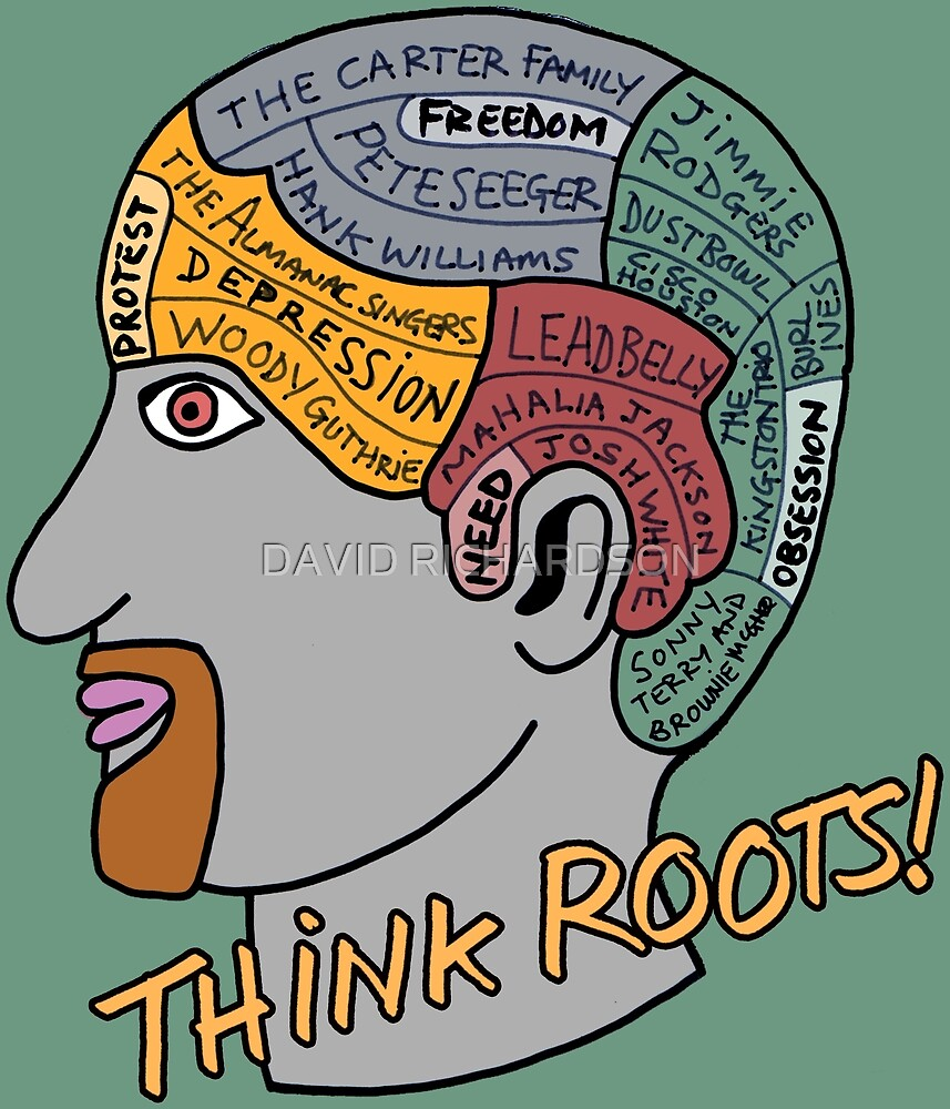 THINK... ROOTS! by DAVID RICHARDSON