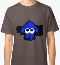 Splatoon Squid (Dark Blue) Classic T-Shirt