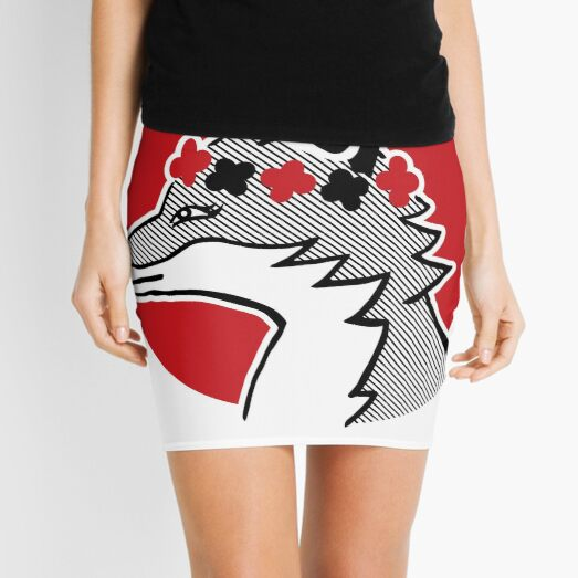 Fox - original Mini Skirt