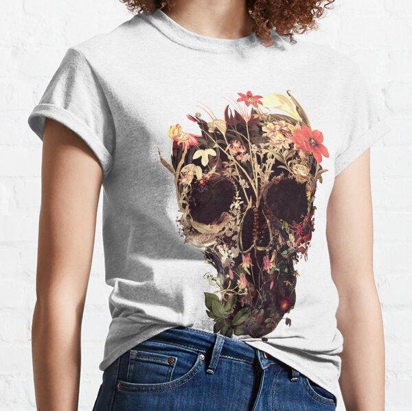 Bloom Skull Classic T-Shirt