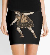 Minifalda Greek God