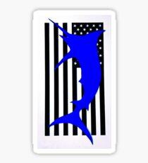 US Blue Marlin Sticker
