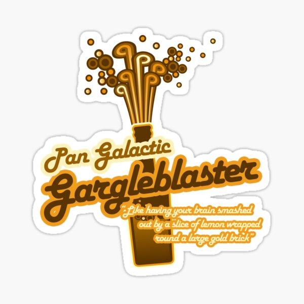 The Pan Galactic Gargle Blaster Sticker