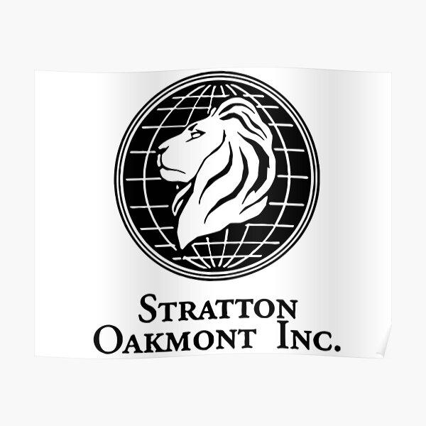 Stratton Oakmont Inc. Póster