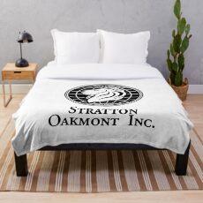 Stratton Oakmont Inc. Fleecedecke