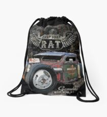 Chop Shop RAT Drawstring Bag