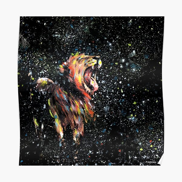 the lion sleeps no more Poster