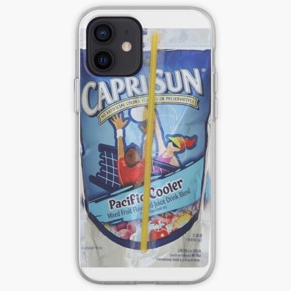 Capri Sun iPhone Soft Case