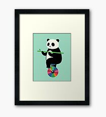 Learn To Balance Your Life Framed Print