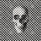 Wicker Skull by Ali Gulec