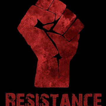 Fist Of Resistance by Rebellion-10