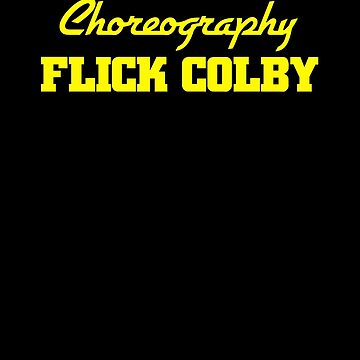 It's Top Of The Pops! A tribute to TV's finest choreographer: Flick Colby by unloveablesteve
