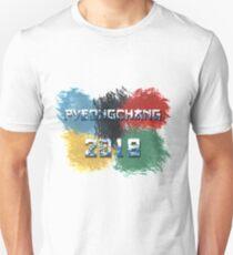 PyeongChang 2018 Design 2 Unisex T-Shirt