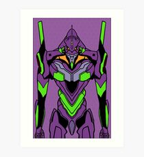 EVA-01 - The Ark Art Print